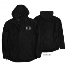 DUO Windbreaker Jacket black L