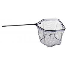 Szczupakowy podbierak gumowany JMC ADVENTURE 50x65