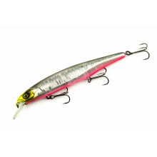 Jackall Magsquad 128SP UV BLACK RED BELLY/MAGMA