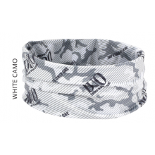 DUO Chusta UV Headwear white camo