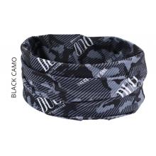 DUO Chusta UV Headwear black camo