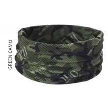 DUO Chusta UV Headwear green camo