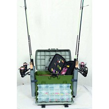 Herakles Area Tackle Box 47 x 24.5 - H 32 cm