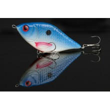 Wobler Lost Lures Ferox S 14mc 92g F7 Blue