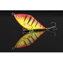 Wobler Lost Lures Ferox S 7cm 16g Hot Tiger