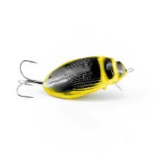 Imago Lures Pływak żółtobrzeżek 4F BK