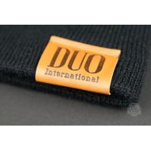 Duo czapka KNIT CAP BLACK