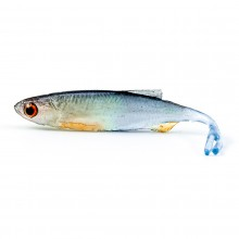 Angry Lures  Bleak V-Tail 7cm NBO