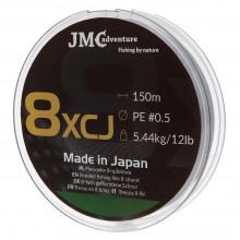 Plecionka JMC ADVENTURE 8XCJ PE 0.5 - 150M zielona