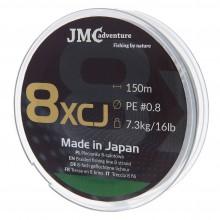 Plecionka JMC ADVENTURE 8XCJ PE 0.8 - 150M zielona