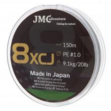Plecionka JMC ADVENTURE 8XCJ PE 1.0 - 150M zielona