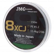 Plecionka JMC ADVENTURE 8XCJ PE 1.2 - 150M zielona