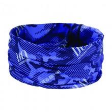 DUO Chusta UV Headwear blue geo