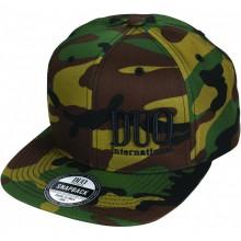 Duo czapka snapback cap 18 camouflage