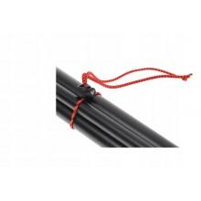 MIKADO opaska zaciskowa do spinania wędki 22cm