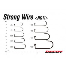 Decoy  JIG11 Strong Wire roz.5/0