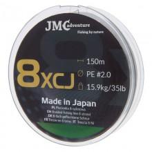 Plecionka JMC ADVENTURE 8XCJ PE 2.0 - 150M zielona