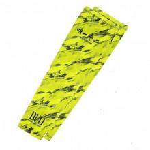 DUO Rękawy UV Arm Guard Chartreuse Geo