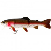 Tommy The Trout Hybrid 15cm 37g Low Floating - Rainbow Trout