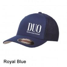 Duo czapka flexfit cap 18 Royal blue
