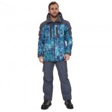 Kurtka Guard Print Blue rozmiar L