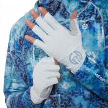Rękawiczki UV Light Blue L
