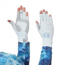 Rękawiczki UV Light Blue XL