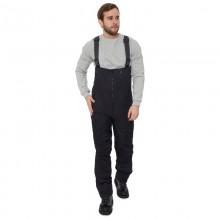 Spodnie Guard Insulated Ice BIB Overalls czarne rozmiar M