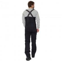 Spodnie Guard Insulated Ice BIB Overalls czarne rozmiar L