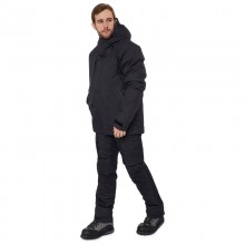 Kombinezon zimowy Guard Insulated Winter Jacket Black rozmiar L