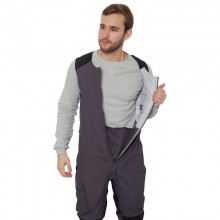 Spodnie Guard Competition BIB Overalls  kolor grey rozmiar M